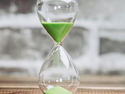 時間がかかるイメージ