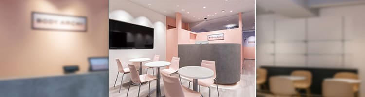 ボディアーキ京都四条烏丸店のイメージ画像