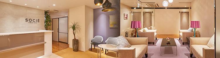 ソシエ ホテルオークラ東京店のイメージ画像
