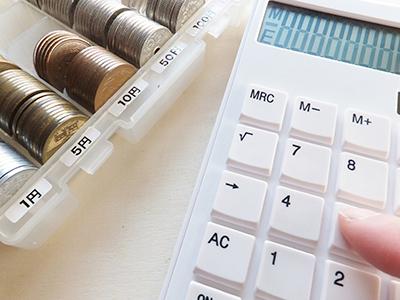 金勘定のイメージ