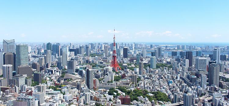 大手のセルフエステサロンが集中する東京